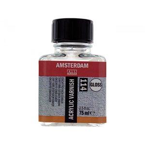 Amsterdam Acrylic slutfernissa glans