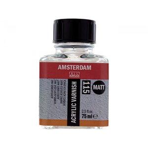 Amsterdam Acrylic slutfernissa matt