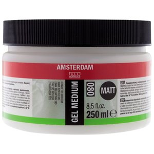 Amsterdam akrylmedium - Gel medium - Matt