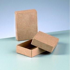 Ask platt mini 11 x 8 x 3 cm - rektangulär