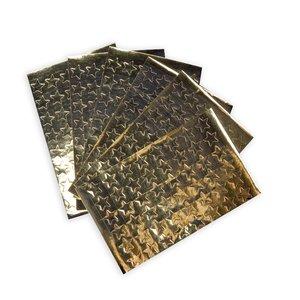 Guldstjärnor 288 st 13 mm