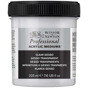 Akrylmedium W&N Professional - Klar Akrylgesso