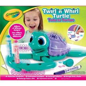 Twirl and Whirl Turtle