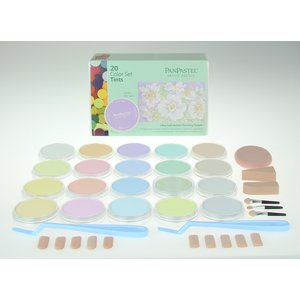 PanPastel - 20 Color Sets Tints