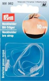 BH-band för nacke transp. 10mm 1 st