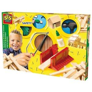 Byggset i trä