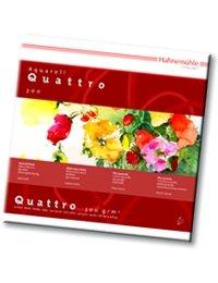 AkvarellblockHahnemühle Quattro 300g Matt