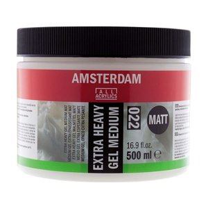 Extra Heavygel Amsterdam 500 ml - Matt