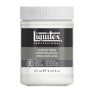 Blandade fibrer Liquitex 237 ml