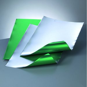 Aluminiumfolie 20 x 30 cm / 0