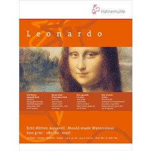 AkvarellblockHahnemühle Leonardo 600g - Matt