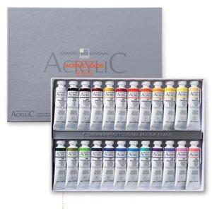 Akrylfärgset Shinhan Artist Professional 20ml 24st