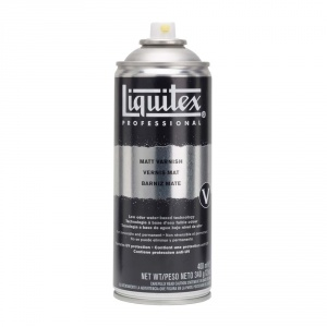 Sprayfernissa Matt Liquitex 400ml