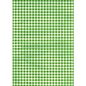 Decopatch - Grönt mönster