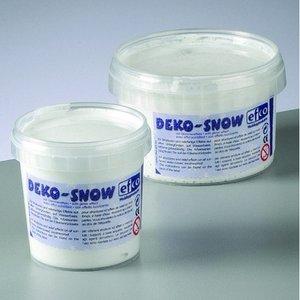 Deko-Snow - med glitter