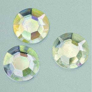Dekorsten akryl facetterad - kristall AB
