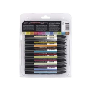ProMarker W&N - Set #2 12 Pennor