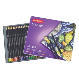 Derwent Studio - 24 Pennor