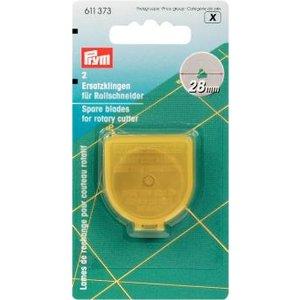 Extra blad för Rullkniv Mini 28 mm 2 st