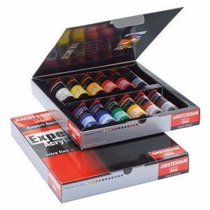 Akrylfärg Amsterdam Expert 20 ml - 12 Tuber