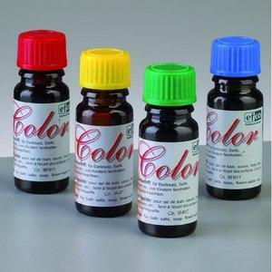 Färgvätska - 10 ml för Soap dream glycerintvål (gul
