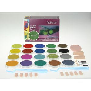 PanPastel - 20 Color Sets Shades