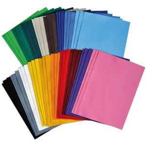 Filtark 54 st 14 färger