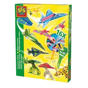Flygplansorigami