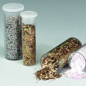 Glitterströssel holografiskt - 2