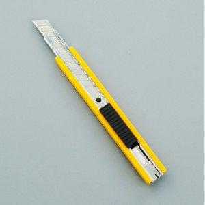 Hobbykniv med avbrytbara blad 9 mm - 1 st.