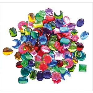 Kristallstenar stora mix