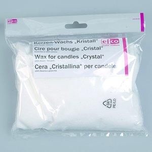 Ljusmassa - Vegetabilisk vax - Kristall
