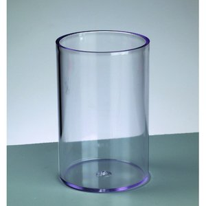 Ljusvas 75 x 115 mm - Cylinder PS / max. 65 ° C