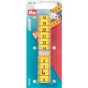 Måttband Junior cm/cm 150 cm