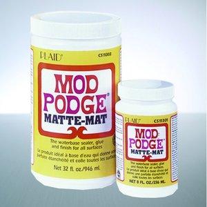 Mod Podge - matt