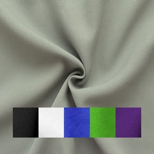 Mode- eller dekortyg universal - 150 cm