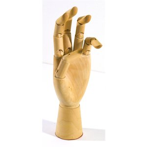 Modellhand