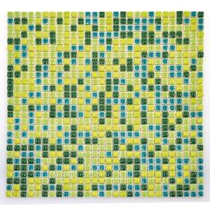 Mosaik 784 st grön