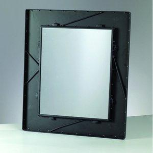 Mosaix Spegelram för mosaik 45 x 52 cm - svart rektangulär
