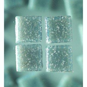 MosaixPro - glasmosaik 10 x 10 mm - grå 1.000 g ~ 1