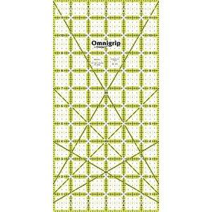 Omnigrip halkfri linjal 6x12 tum