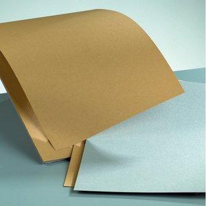 Pappdyna DIN A4 - guld / silver 10 ark / 300 g / m²