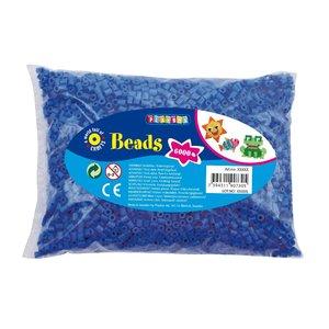 Pärlor 6000 st blå