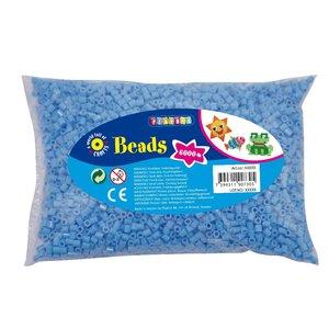 Pärlor 6000 st ljusblå