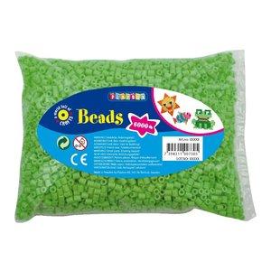 Pärlor 6000 st ljusgrön
