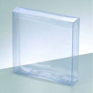 Plastbox 15 x 15 x 3