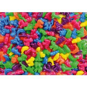 Plastpärlor djur