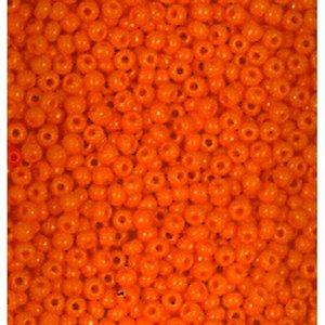Rocaillespärlor ogenomskinliga - korall