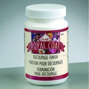 Royal Coat decoupage finish - klart 236 ml syrafri