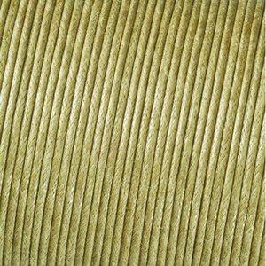 Snöre vaxad bomull - naturlig